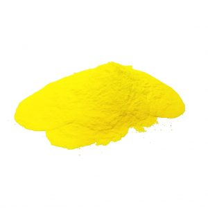 Bulk Yellow Color Powder Photo