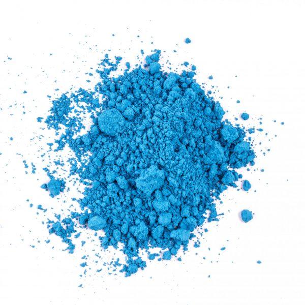 blue-color-powder