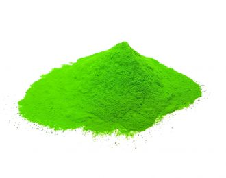 Bulk Green Color Powder 22 lb (Large)