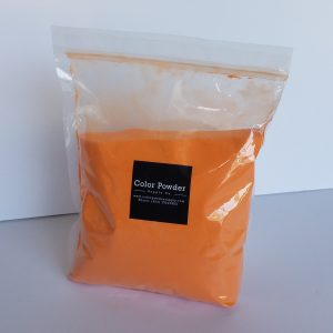 orange-color-powder
