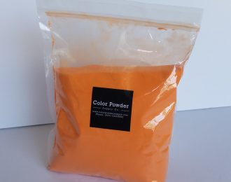 Orange Color Powder 5.5 lb (Medium)