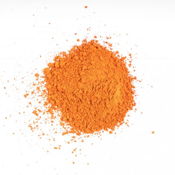 orange-color-powder-packets