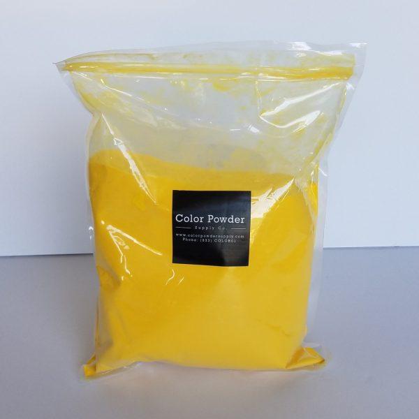 yellow-color-powder