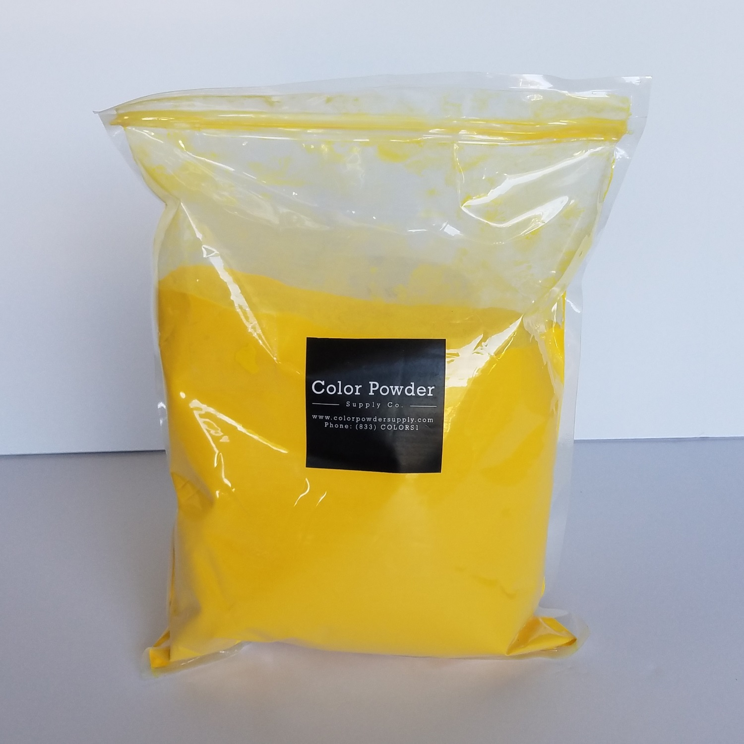 yellow-color-powder