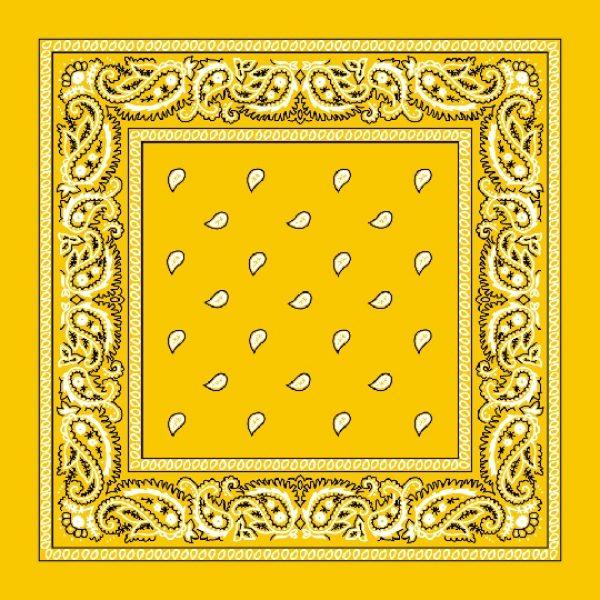yellow-color-run-bandanna